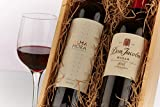 2 Bottle Fine Red Wine Gift - Free Next Working Day Delivery - Malbec & Rioja - £39.99