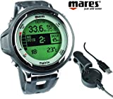Mares Matrix Scuba Diving Computer - Black...