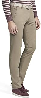 MEYER Bonn 9-3004 Pantalon en coton chino pour homme Taupe