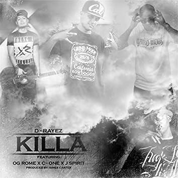 Killa  (feat. OG Rome, C-One & Jspirit)