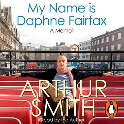 My Name is Daphne Fairfax audiobook cover art