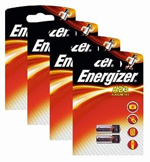 Energizer 629564SET - Paquete de Pilas alcalinas A23 (12 V, 4 Paquetes x 2 Unidades) (B00I2EZ9RA) | Amazon price tracker / tracking, Amazon price history charts, Amazon price watches, Amazon price drop alerts