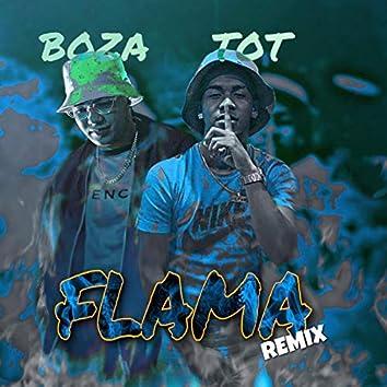 Flama (Remix)