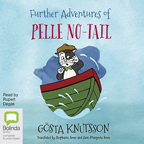 Further Adventures of Pelle No-Tail audiobook cover art