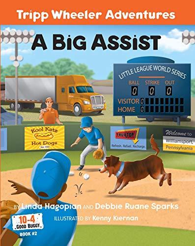 A Big Assist: Tripp Wheeler Adventures (10-4 Good Buggy) (English Edition)