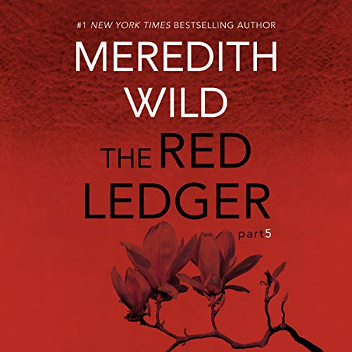 The Red Ledger: 5 audiobook cover art