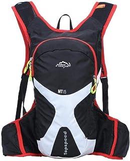 Zengzhijie mochila ligera plegable de viaje senderismo mochila plegable camping mochila ultra ligera al aire libre (color: C)