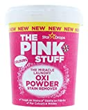 Stardrops The Pink Stuff Miracle - Quitamanchas en polvo (1 kg)