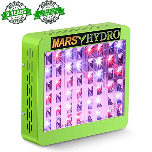 MARS HYDRO Reflector 720W Led Grow Light Full Spectrum for Indoor Plants IR LED Growing Light Fixtures Grow Lamps for Hydroponic Veg and Bloom 2'x 4' 3'x 5'Growing