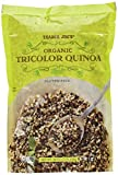 Trader Joes Tricolor Quinoa for Eat*Drink*Cleveland: Roasted Mushroom and Cauliflower Quinoa Salad