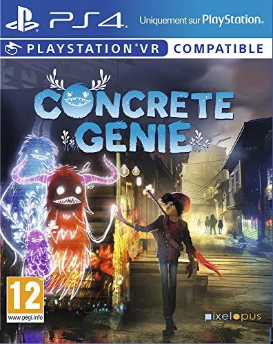 Concrete Genie – PS4