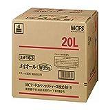 アルコール製剤 メイオールW65n 20L 除菌 65度(サラヤ・ニイタカ・セハー・フジ) (コックつき)