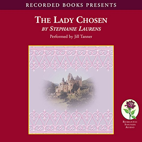 The Lady Chosen audiobook cover art