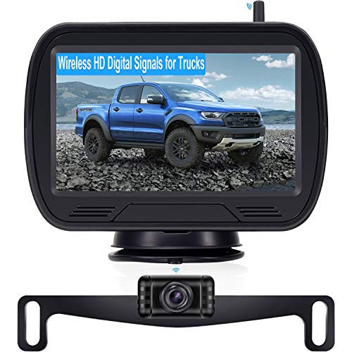 wireless car rear view camera kit - 3