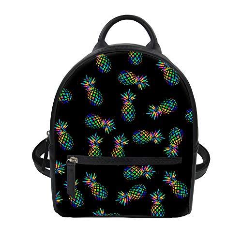 Sapotip Mini mochila de un tamaño de cuero de la PU durable cómodo diseño de moda por encargo para las mujeres niñas