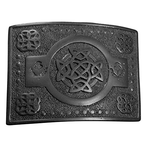 Scottish kilt Boucle De Ceinture Chardon Crest Finition Antique//kilt Boucle de ceinture//Kilt
