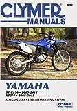 Clymer Manuals Yamaha, TT-R230 2005-2018, XT250 2008-2018