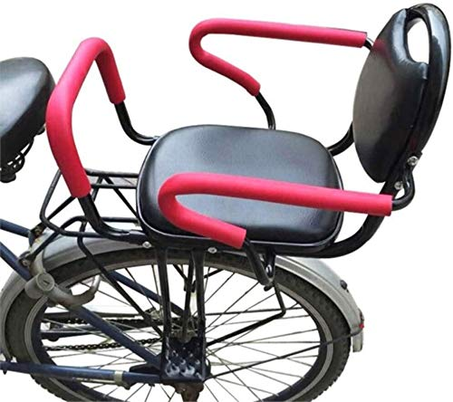 Find Discount Hongqi Bicycle Child Seat Rear Seat Detachable Armrest for Multiple Ages
