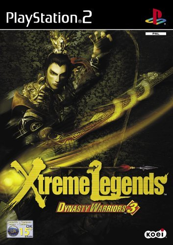Dynasty Warriors 3 Xtreme Legends (PS2) by Koei