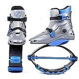 Smx Adolescentes/jóvenes Jumps Zapatos de Rebote Zapatos de Fitness para niños Botas de Gravedad Botas de Rebote para niños Rango de Carga de Peso 50-70 kg