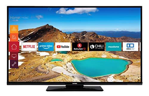 Telefunken XU49G521 124 cm (49 Zoll) Fernseher (4K...