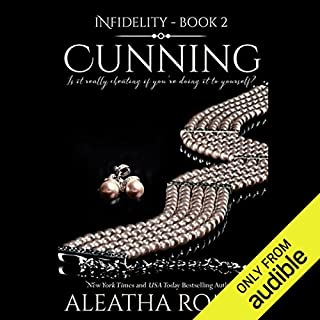 Cunning audiobook cover art