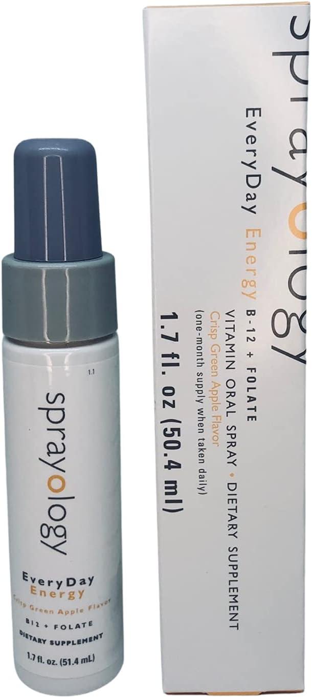 Sprayology B-12 Max 87% OFF + Ranking TOP16 Folic Acid and - Vitamin B12 Liquid