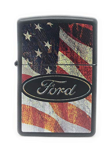zippo ford - 9