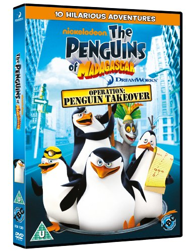 Penguins Of Madagascar: Series 1 - Operation Penguin Takeover