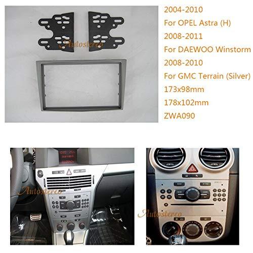 radio opel astra h fabricante DAVITU