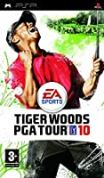 Playstation Portable - Tiger Woods PGA Tour 10 (1 GAMES)