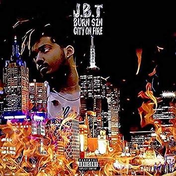 Burn SZN: City on Fire