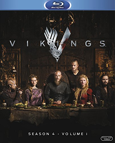 Vikings - Season 4.1 [Blu-ray]