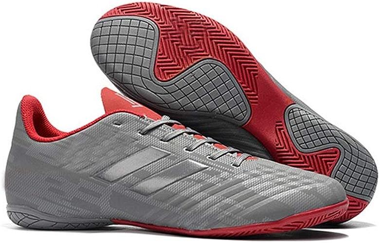 LYLZR Chaussures de Football pour Hommes Chaussures à Crampons pour Chaussures de Sport