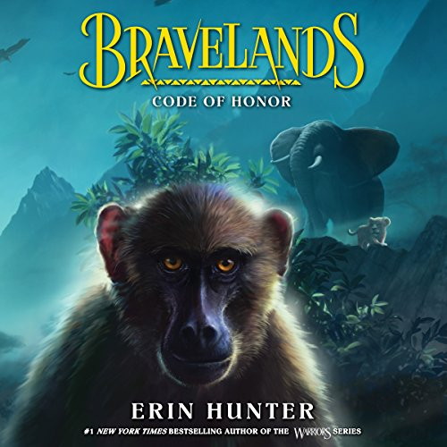 Code of Honor     Bravelands, Book 2              By:                                                                                                                                 Erin Hunter                               Narrated by:                                                                                                                                 James Fouhey                      Length: 10 hrs and 20 mins     26 ratings     Overall 4.8