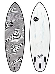 More refined than most of its counterparts in the range, and with the scales tipping firmly towards performance, the FT wildfire raises the yardstick for soft-board shredding. Dimensions: 5'3 x 19 x 2 5/8 x 32L Core: 100% Waterproof X-Density EPS Foa...