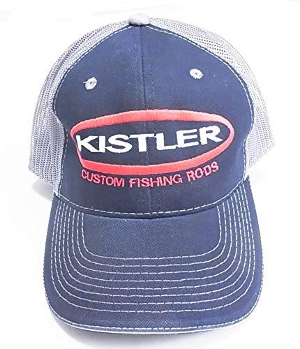 Kistler Custom Fishing Rod Mesh Cap キスラー カスタムフィッシングロッド メッシュキャップ (ブラック/...