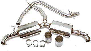 Rev9Power Rev9/_CB-006; Stainless Steel Performance Catback Exhaust For Nissan 350z Infiniti G35 VQ35