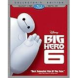 ベイマックス 北米版 / Big Hero 6 [Blu-ray+DVD][Import]