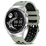 suinsist SmartWatch 2021 with Call, FitnessTracker with Sleep Monitor, Activity Tracker with 1.54 Inch Touch HD Screen, IP67 Waterproof Pedometer Smartwatch with Step Monitor