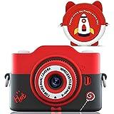 カメラ 子供INOCTIキッズカメラ 1080P高画質 子供用 デジタルカメラ 7000万画素 32GBカード付き 連写/タイマー/録画/撮影/自撮り トイカメラ 8倍ズーム 2.0インチ 多機能 USB充電 操作簡単 おもちゃ 知育玩具 子供プレゼント 日本語説明書付き