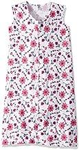 Hudson Baby Unisex Baby Cotton Sleeveless Wearable Sleeping Bag, Sack, Blanket, Botanical, 12-18 Months