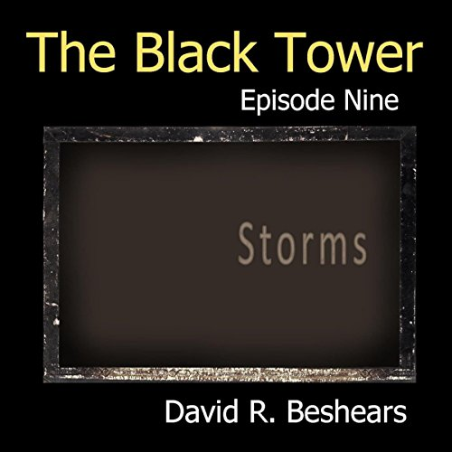Storms audiobook cover art