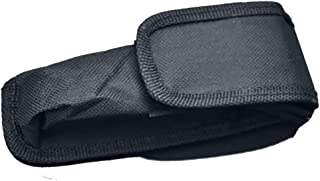 lecimo 1Nylon Holster Holder Case Belt Bag Pouch For LED Flashlight Torch