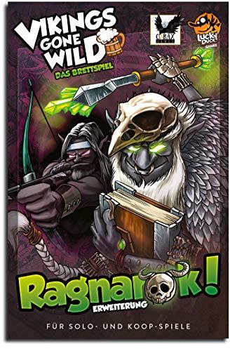 Vikings Gone Wild: Ragnarök Erweiterung