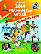 The Official 2014 FIFA World Cup Brazil™ Colouring Book