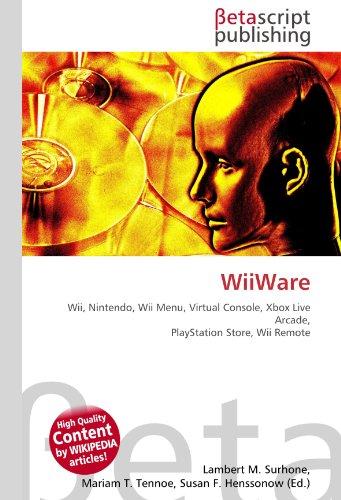 WiiWare: Wii, Nintendo, Wii Menu, Virtual Console, Xbox Live Arcade, PlayStation Store,...