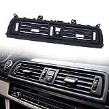 Rejilla de la consola delantera del coche para BMW F10 F11 F18 serie 5, consola central ABS aire ventilación panel piezas de repuesto