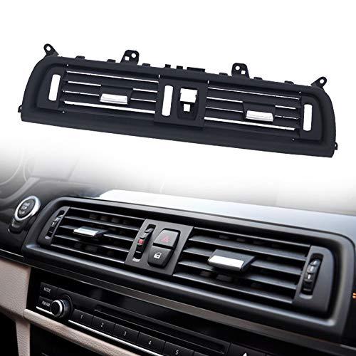 Auto Frontkonsole Grill Dash AC Air Vent Für BMW F10 F11 F18 5 Serie, Konsole Zentrum ABS Air Vent Panel Ersatzteile