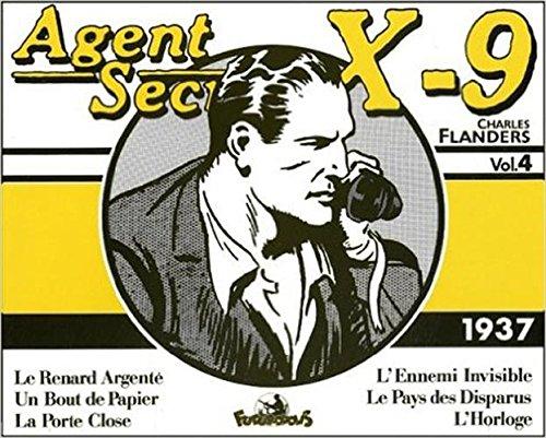 Agent secret X-9, volume 4 (1937)